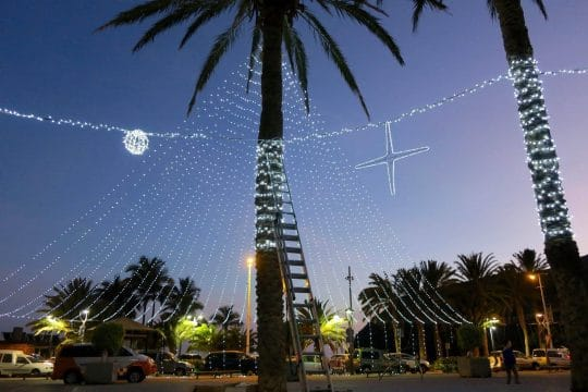 Christmas in the Canary Islands