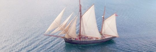 Bessie Ellen Full sail