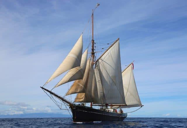 Spring Sailing in Cornwall