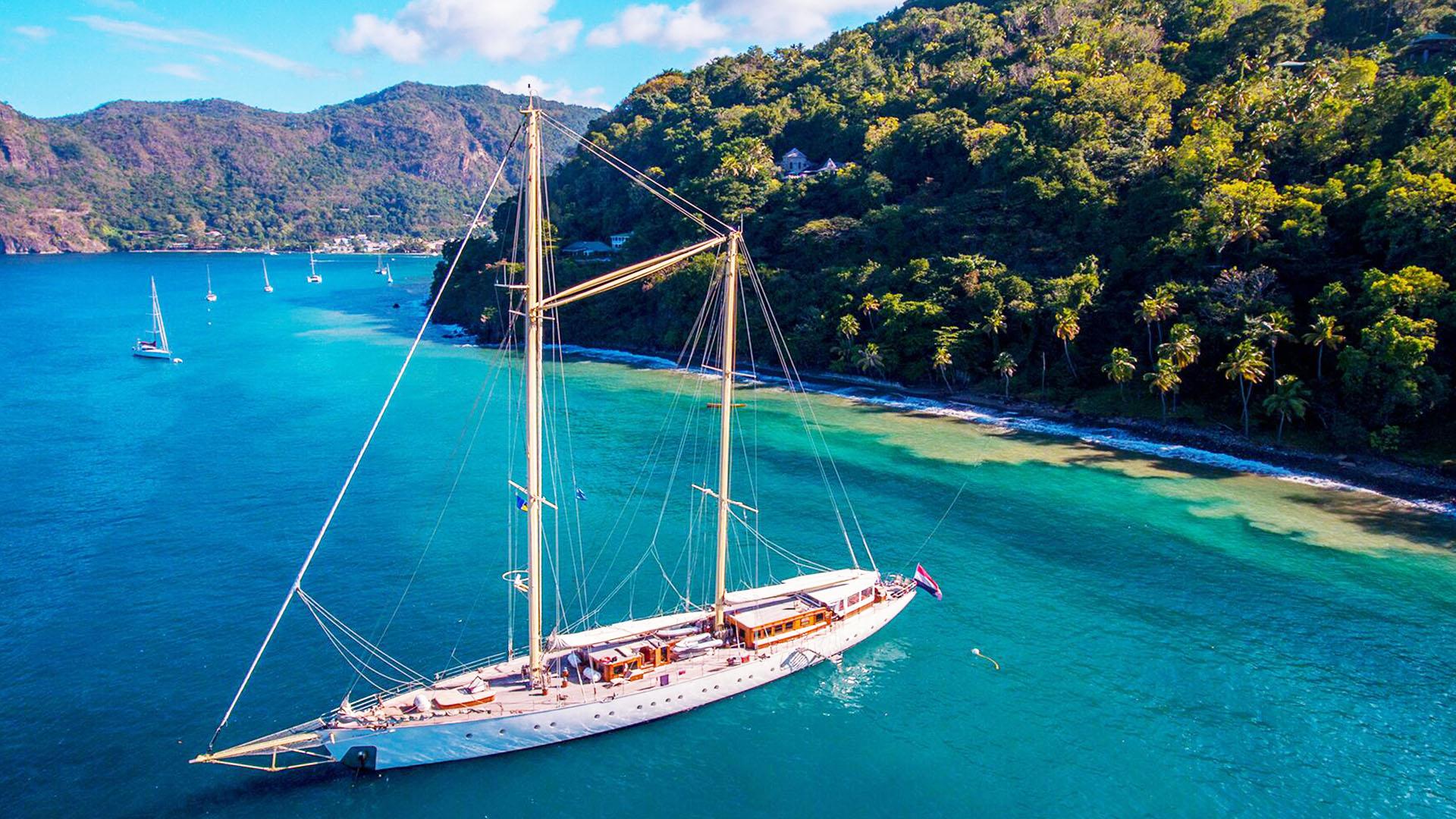 CHRONOS caribbean anchor