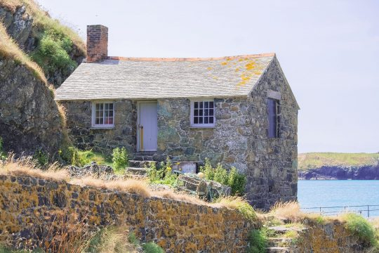 CORNWALL cottage on coast