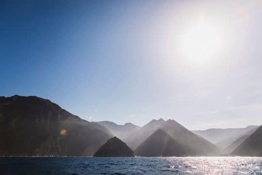 Canaries coast