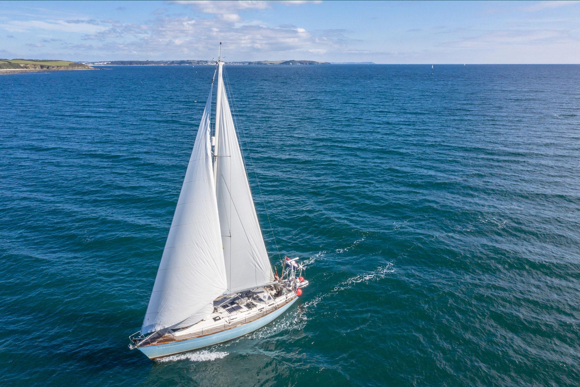 Cherokee full sailing helford