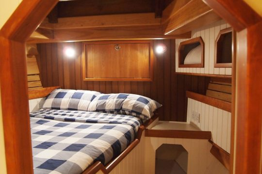 Circe double cabin