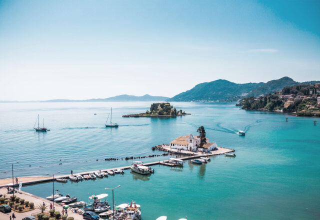 Sunshine Sailing & Island Hopping from Corfu