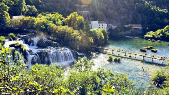 Croatia Skradin Krka