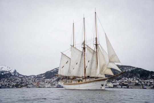 Linden Full Sail Norway Fjord