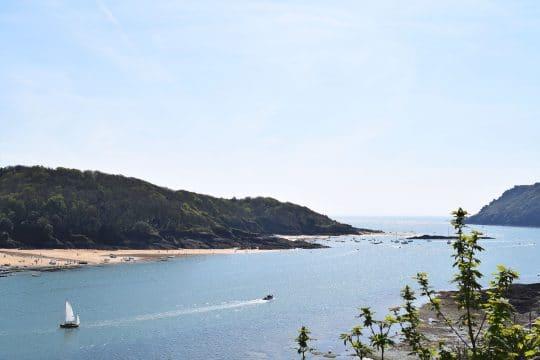 Devon Salcombe Coast