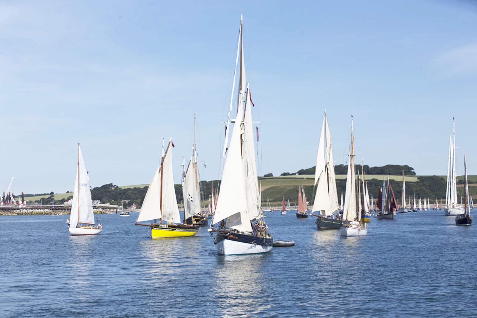 Falmouth Classics fleet general