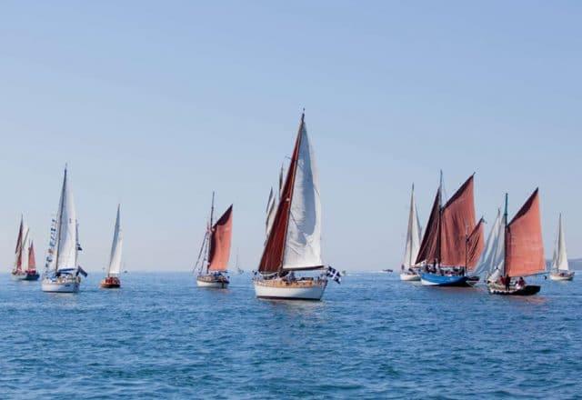 Falmouth Classics Sailing Weekend