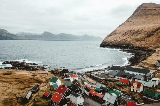 Faroe Islands Town