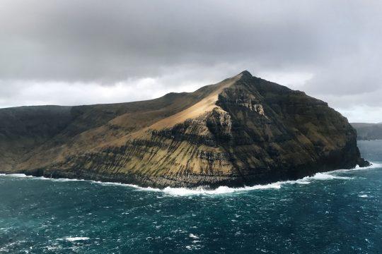 Faroe Islands sea