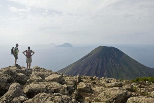 Florette Aeolian Islands Volcano