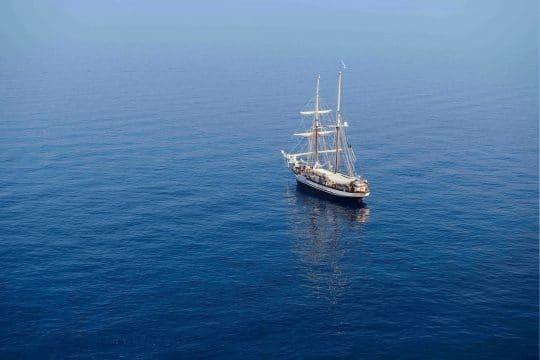 Florette acnhored Mediterannean