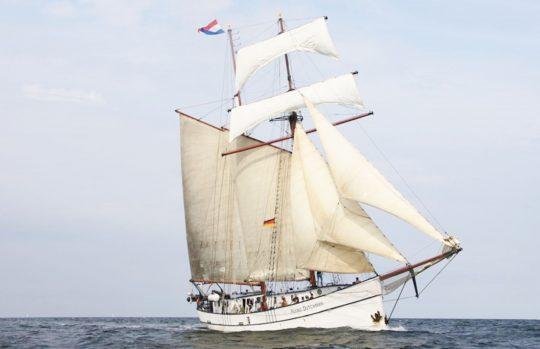 Flying Dutchman sail