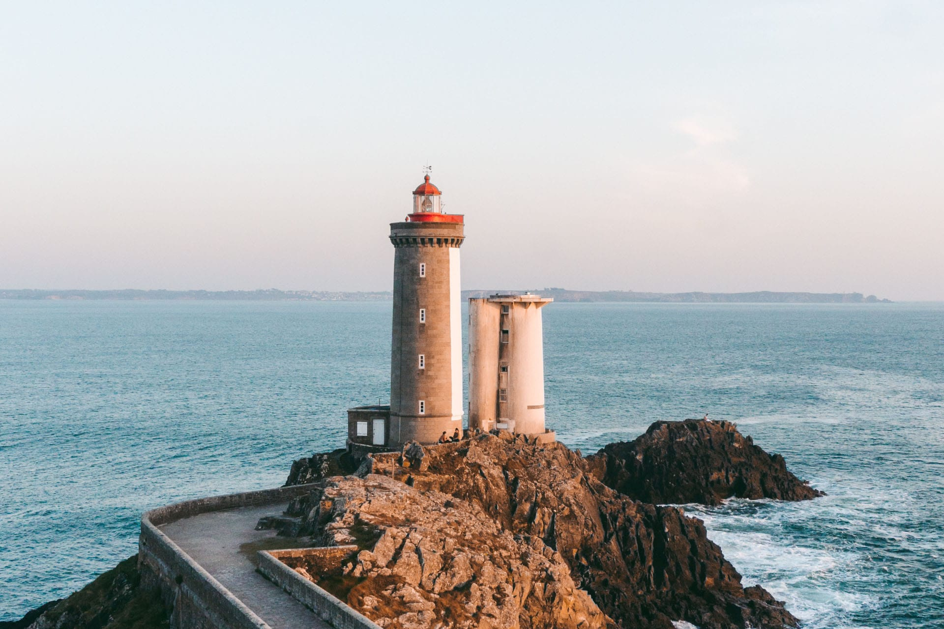 France Brest Lighthouse