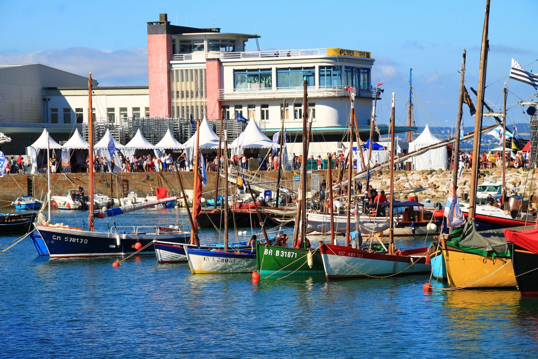 Douarnenez Maritime Festival -shoreside