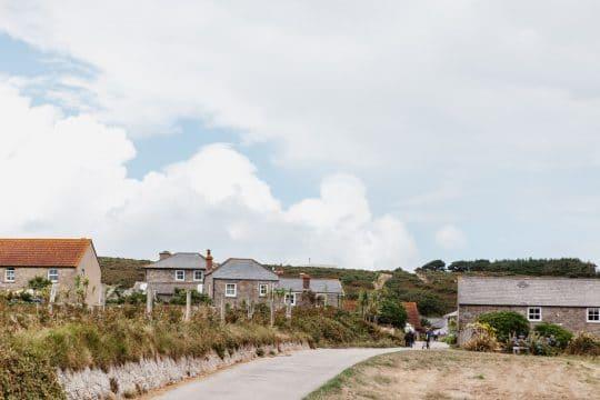 Tresco Island Village Isles of Scilly sailing holiday
