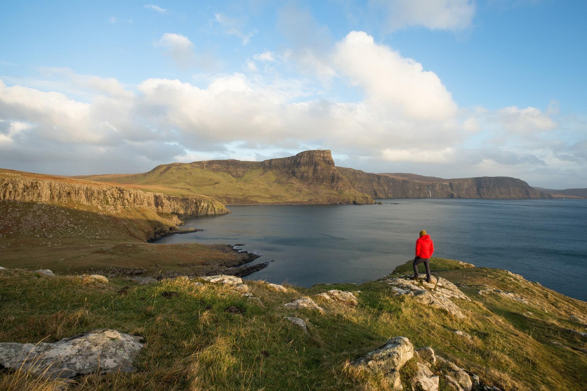 Isle of Skye trek sail
