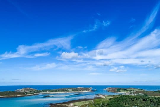 Isles of Scilly Tresco Cromwell