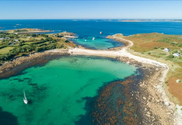 Isles of Scilly Sailing