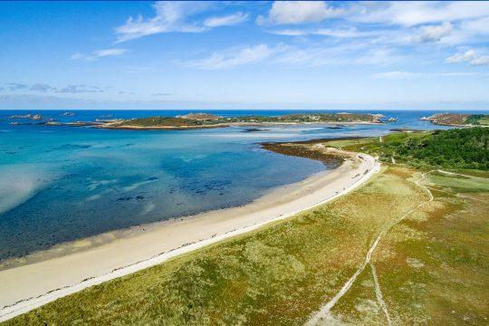 Isles of Scilly Tresco Bay