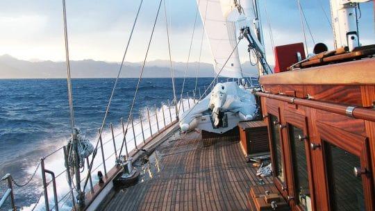 KAIROS on deck