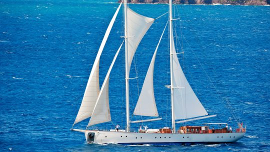KAIROS sailing