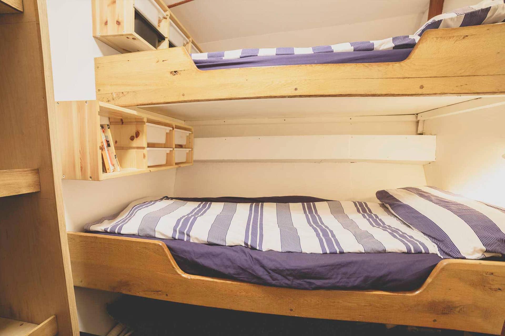 Lady of Avenel bunks