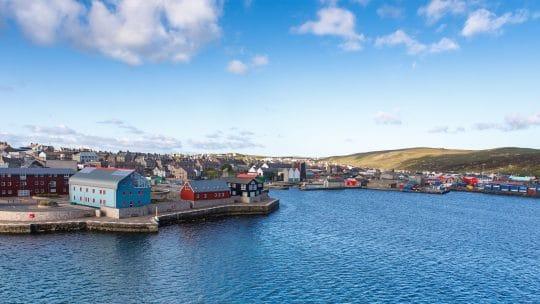 Lerwick-shetland scotland Cherokee