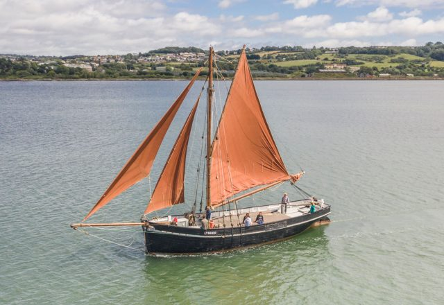 Sailing & Exploring the River Tamar