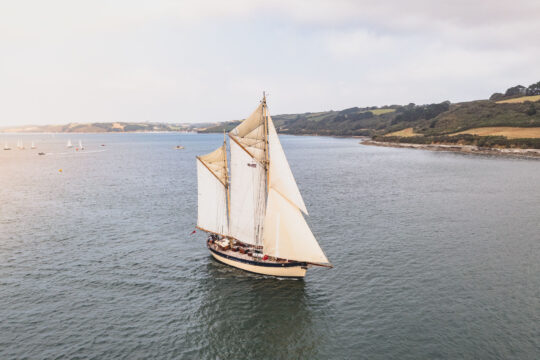 Maybe Sailing Full sails