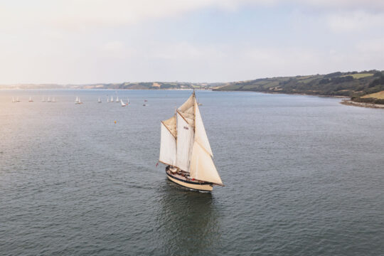Maybe Sailing in St Mawes