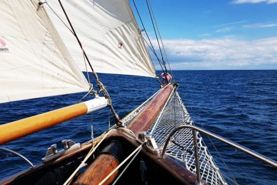 Maybe bowsprit
