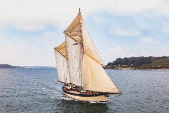 Maybe full sails