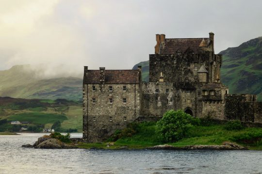 Narwhal Scottish Castle