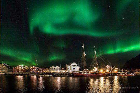 Nooderlicht northern lights