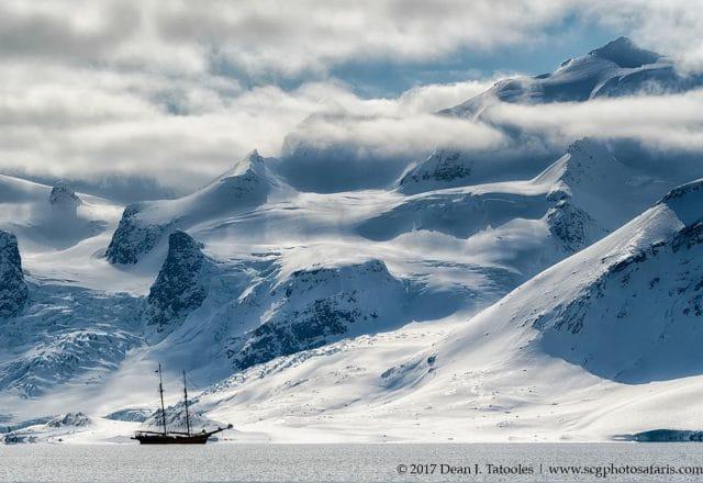 Sailing & Exploring Isfjorden, Svalbard