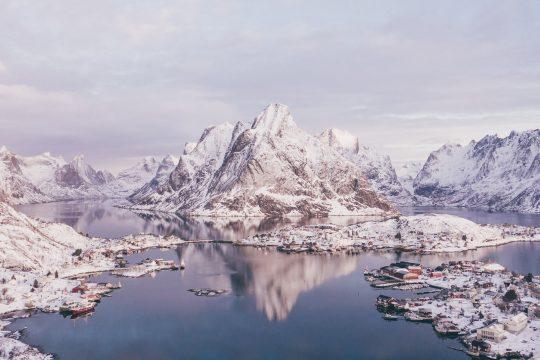 Noorderlicht-sailing-norway-lofoten-islands-aerial