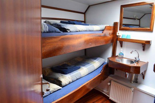 Noorderlicht-sailing-norway-twin-cabin