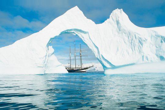 Oosterschelde Arctic Sailing