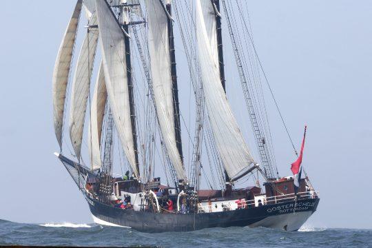 Oosterschelde Stern Sailing