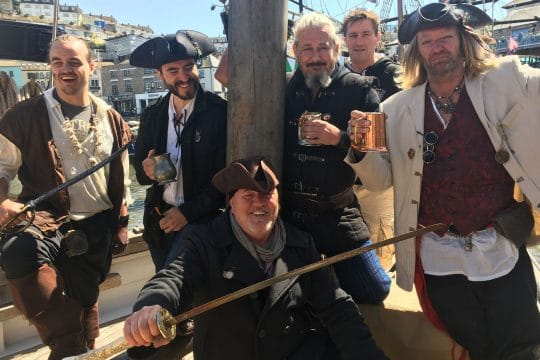 Our Daddy Brixham Pirate Regatta