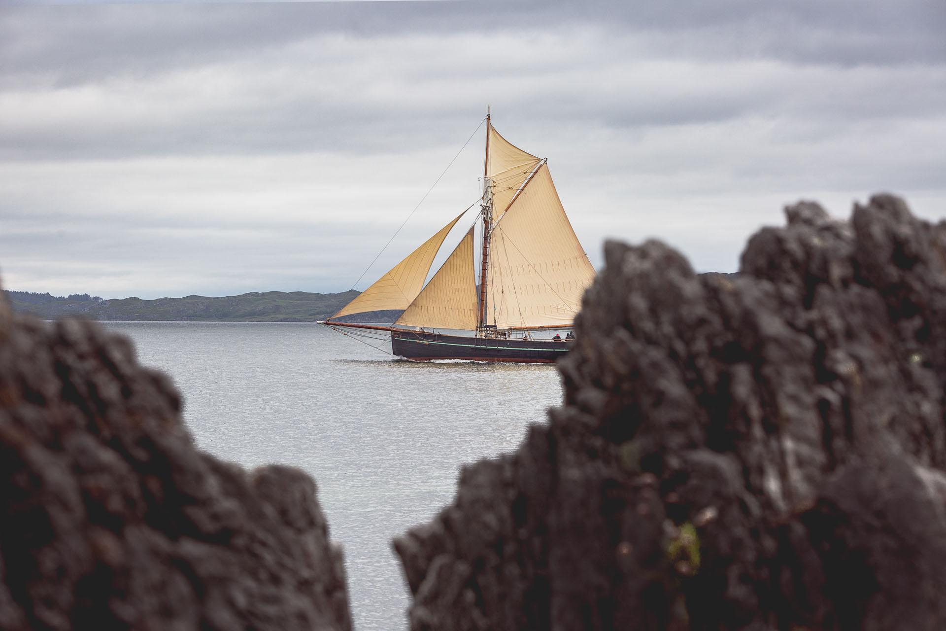 Pellew Scotland Sailing
