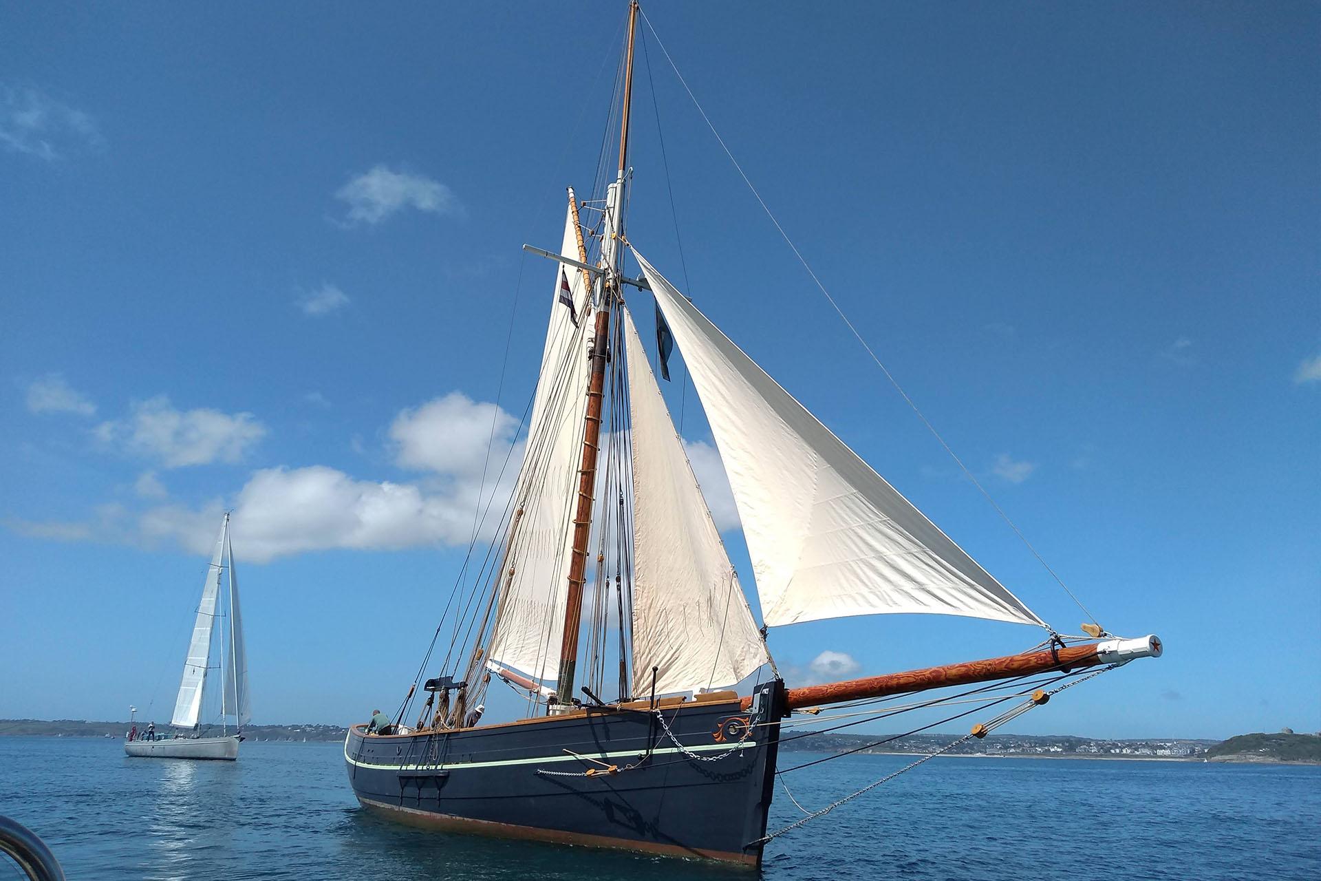 Pellew Sea Trials