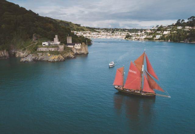 Taster Sailing in South Devon