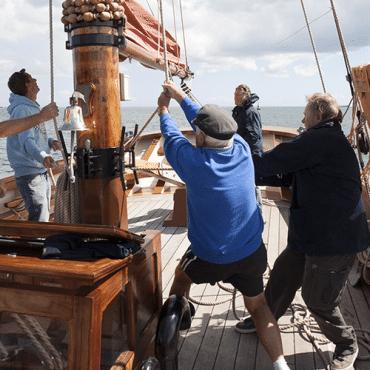 Pilgrim Life on Board