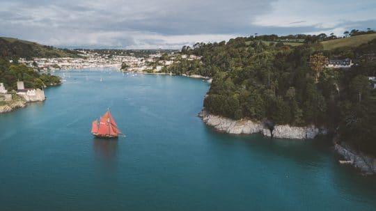 Pilgrim-aerial-dart-river
