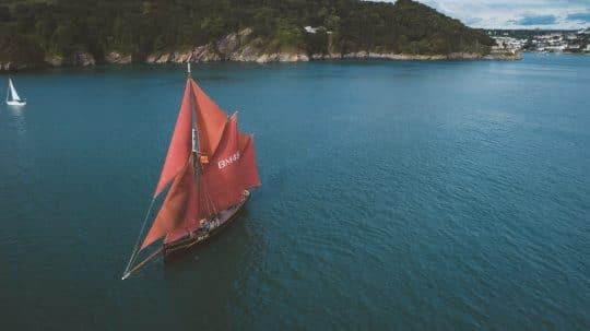Pilgrim-aerial-sideview
