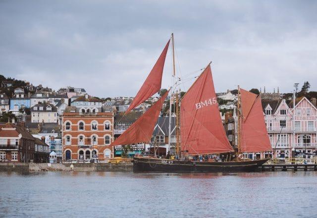Long Sailing Weekend in Devon
